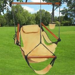 250Lbs Swing Chair Hammock Patio Outdoor Furniture Hanging G