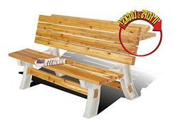 Hopkins Manufacturing 90110 2X4BASICS Flip Top Bench Table B