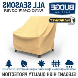 Patio Chair Cover, Outdoor Garden Furniture Dust Rain UV Pro
