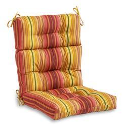 Greendale Home Fashions Outdoor High Back Chair Cushion - Ki