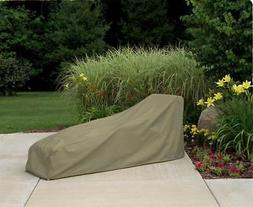Chaise Lounge Patio Furniture Cover | Waterproof Outdoor Pro