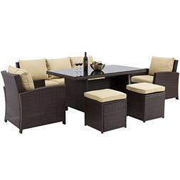 Best Choice Products Complete Outdoor Living Patio Furniture