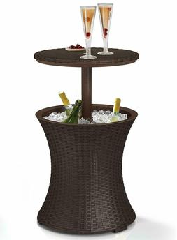 COOL BAR Table Patio Outdoor Furniture Bistro Piece Dining P