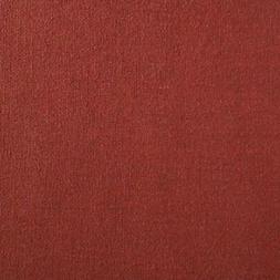 Edington Sunbrella Canvas Henna Patio Ottoman Slipcover