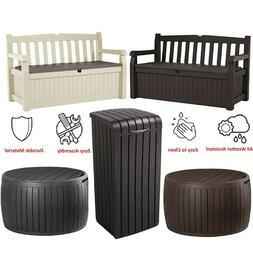 Keter Furniture for Patio Decor and Outdoor Seating Simple&Q