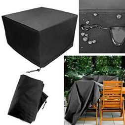 Garden Patio Furniture Set Cover Rattan Table Sofa Bench Rec