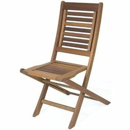 Ia Parati 2-Piece Folding Chair 2pk Patio Dining Chairs Gard