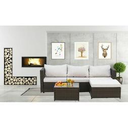 Indoor /Outdoor Furniture Garden Rattan Set Patio Furniture