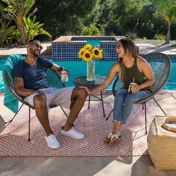 Best Choice Products All-Weather Bistro Furniture