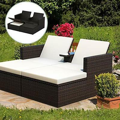 3Ps Outdoor Storage Sun w/Cushions
