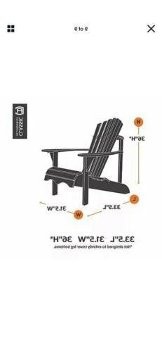 Classic Patio Furniture Cover