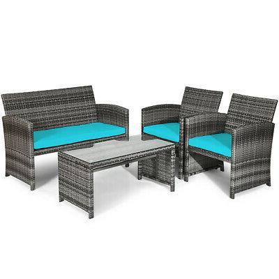 4PCS Set Sofa