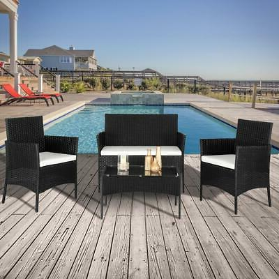 4PCS Patio Furniture