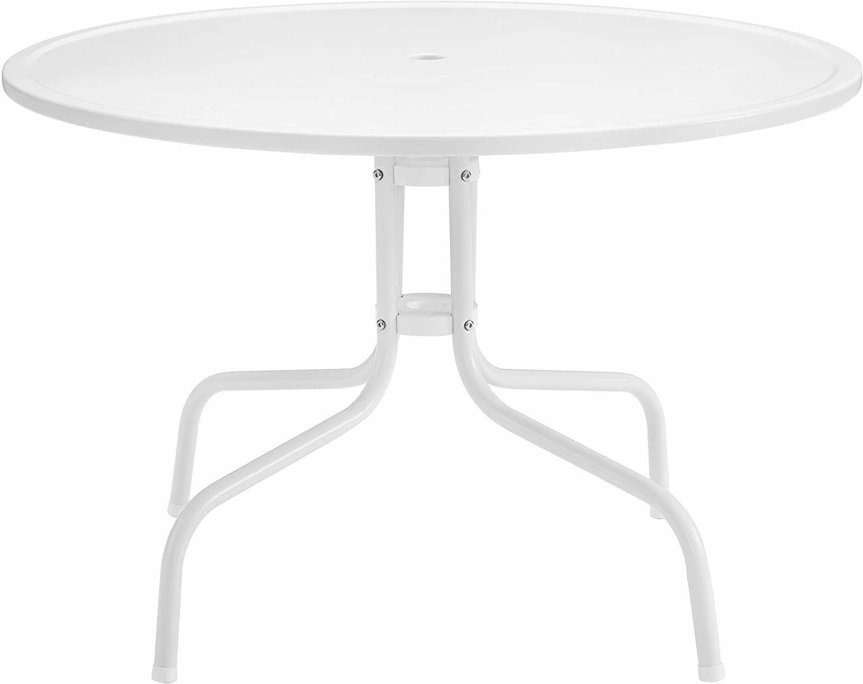 5 Piece Set 1-Table Steel Patio