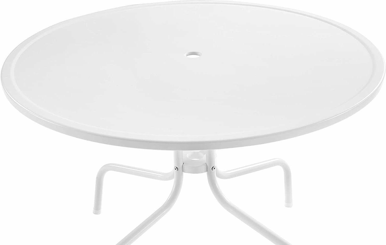 5 1-Table Steel Patio Retro Style