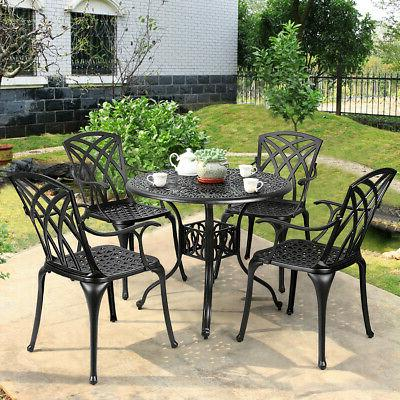 5PCS Dining Hole Deck