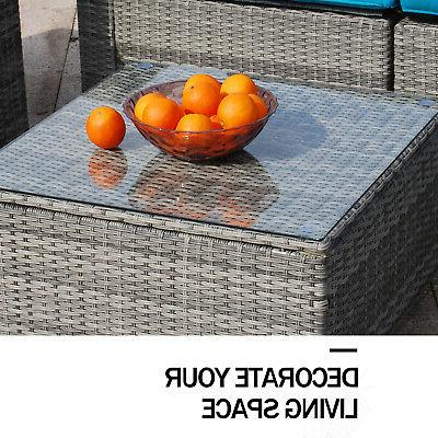 Furniture Sectional Outdoor
