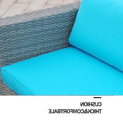 Polar Aurora Furniture Set Sectional Set