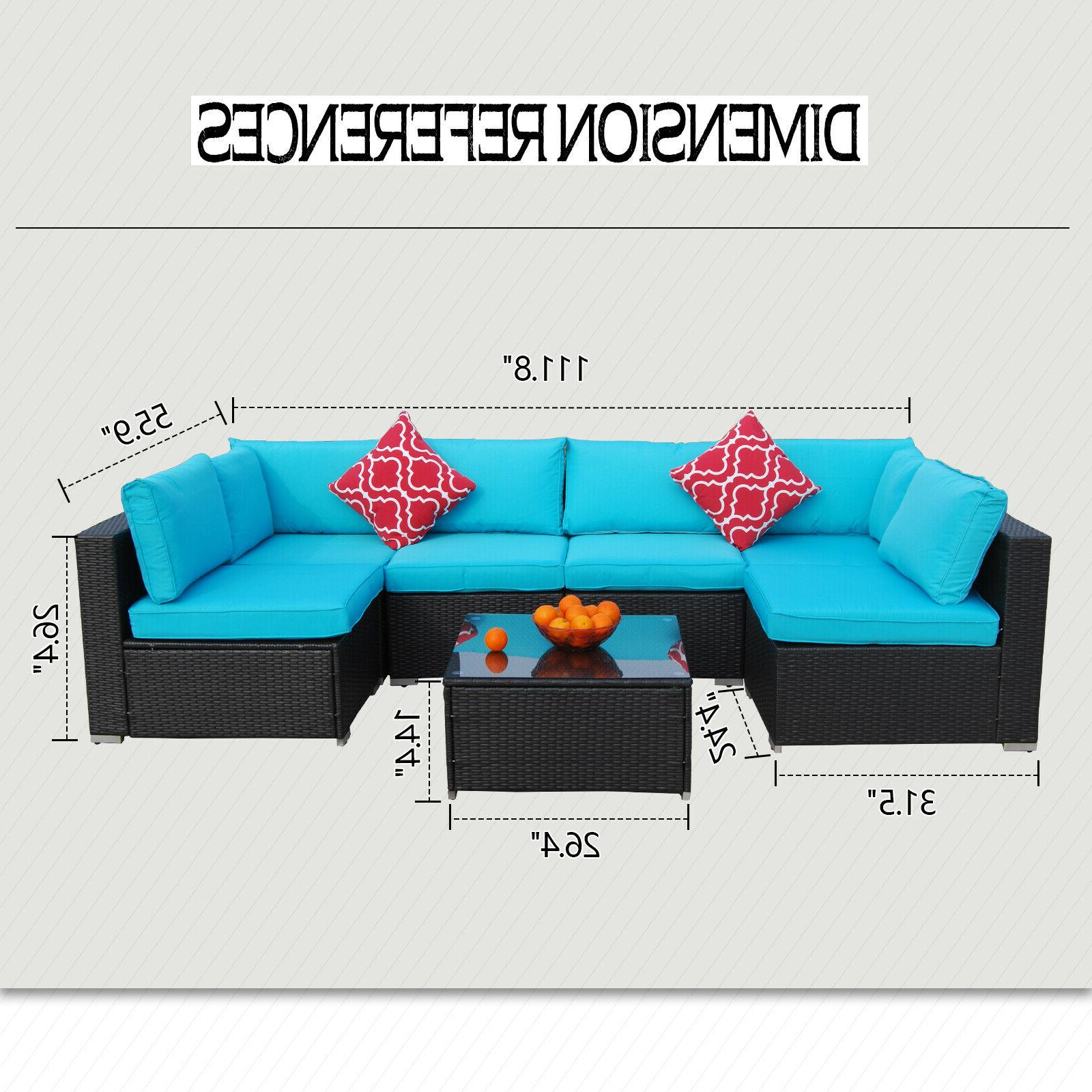 7 Set Furniture
