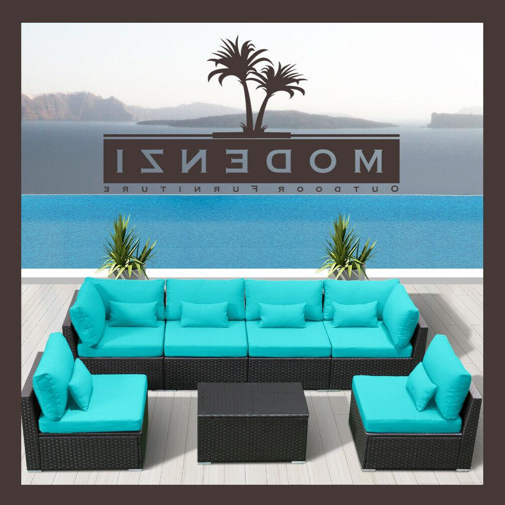 7G Sectional Patio Furniture