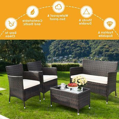 8-Piece Outdoor Chair
