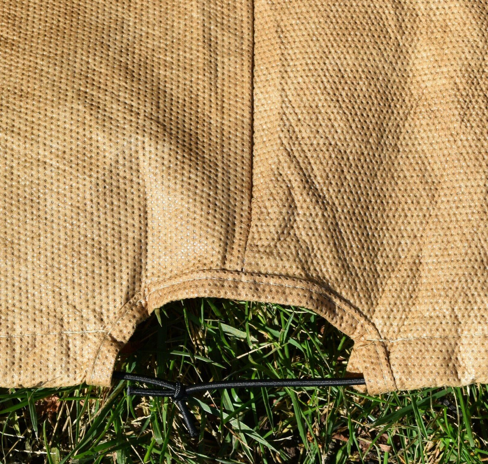 Patio Cover, Outdoor Garden Dust UV Protection