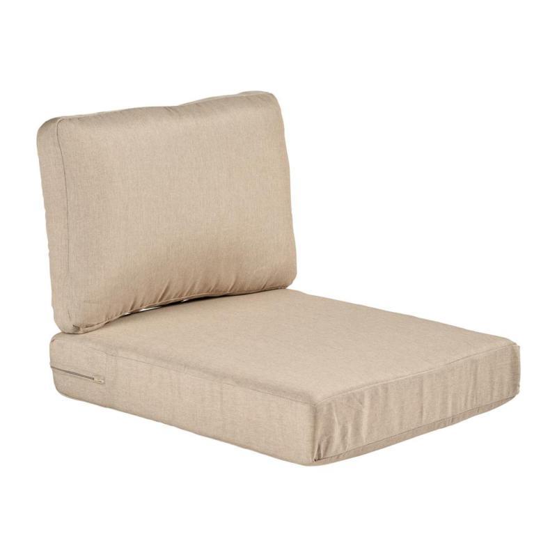 Beverly Beige Piece Outdoor Cushion Set