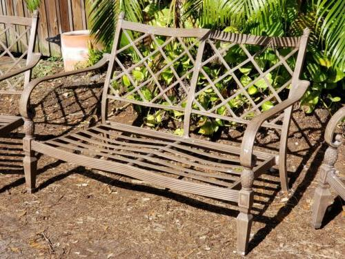 Cast 2 Chairs Loveseat BAY