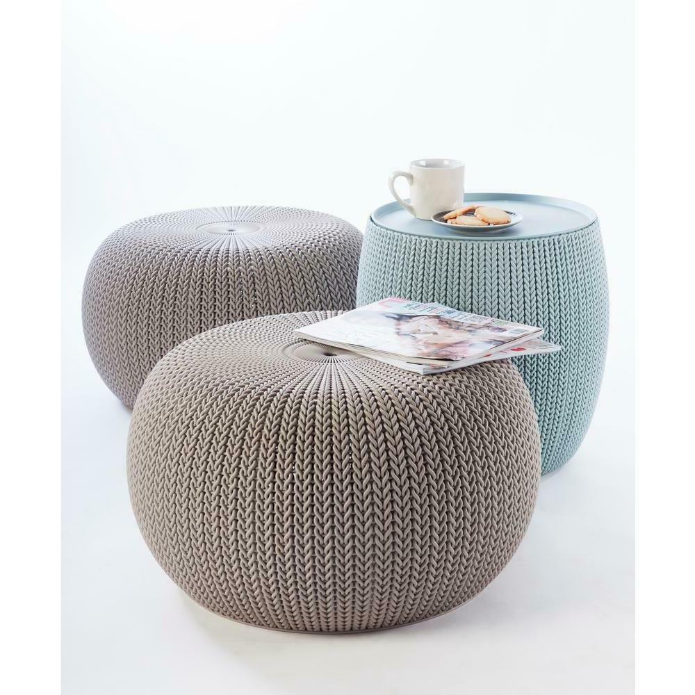 cozy urban knit furniture set