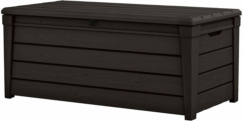 deck storage furniture patio bench