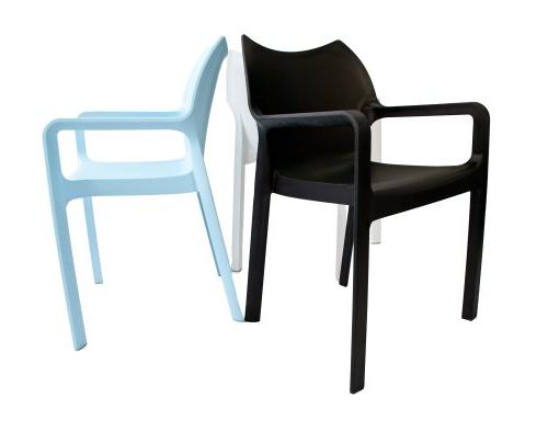 Compamia Resin Patio Chair in