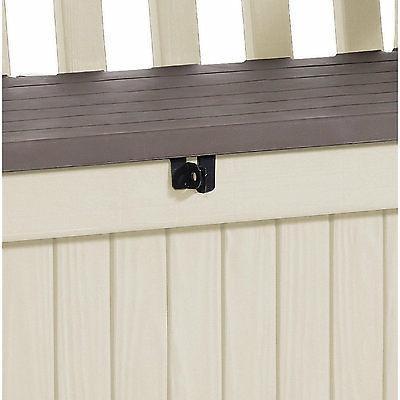 Keter Beige / Outdoor Patio Storage Box