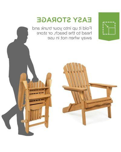 Best Folding Wood Adirondack Accent Furniture