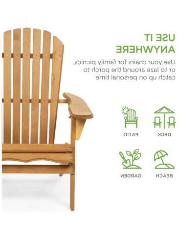 Best Choice Wood Adirondack Chair Furniture