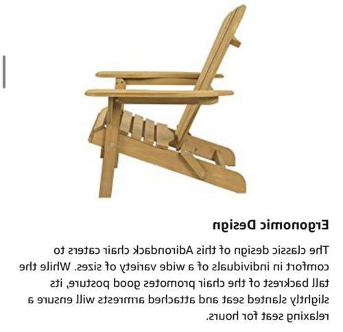 Best Products Wood Adirondack Furniture