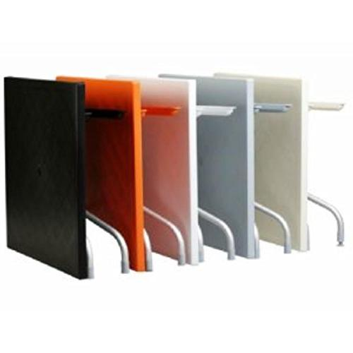 Compamia White Square Folding Table