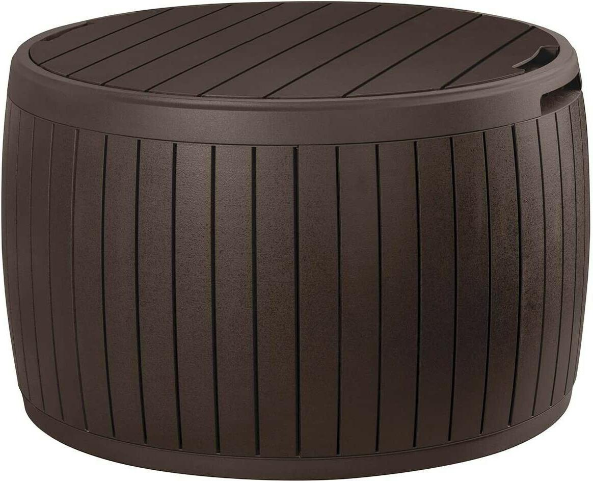 Keter Furniture Decor Outdoor Seating Simple&Quick Set