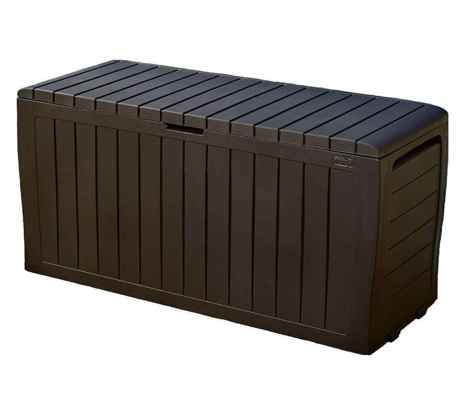 Keter Gallon Resin Storage Box for Furniture
