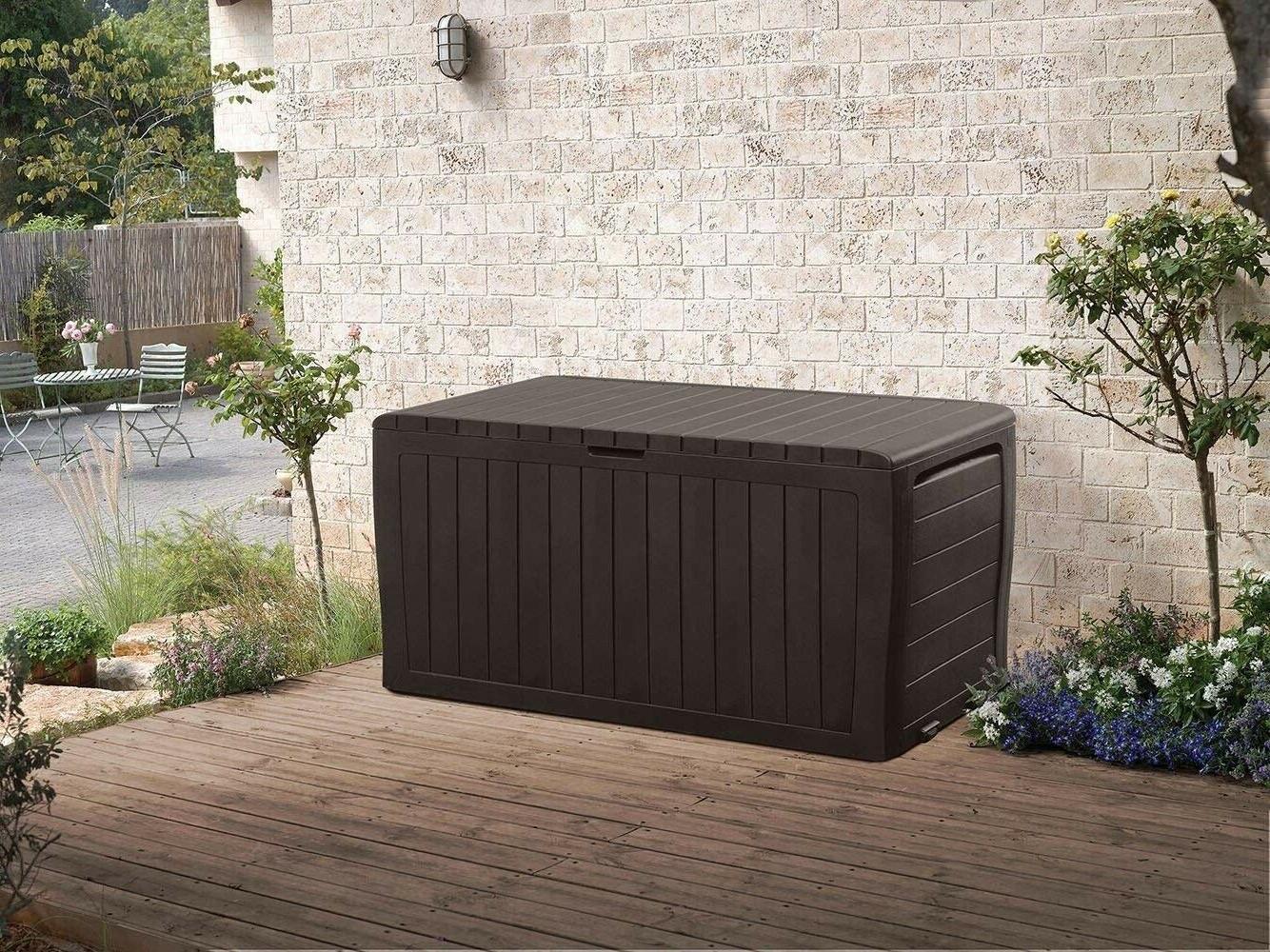 Keter Resin Storage Furniture