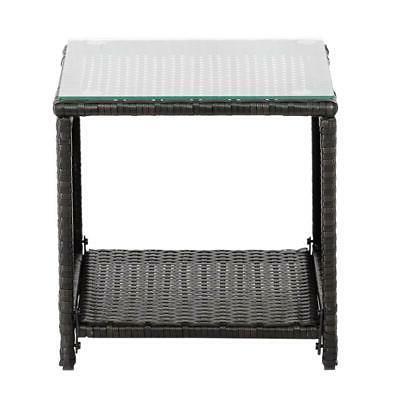 Gardeon Patio Furniture Outdoor Bistro Setting