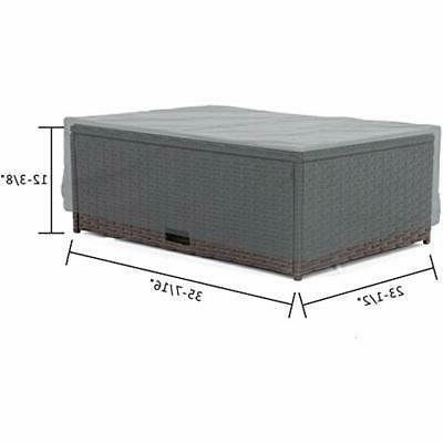 Baner 3-piece Outdoor Veranda Furniture Cover