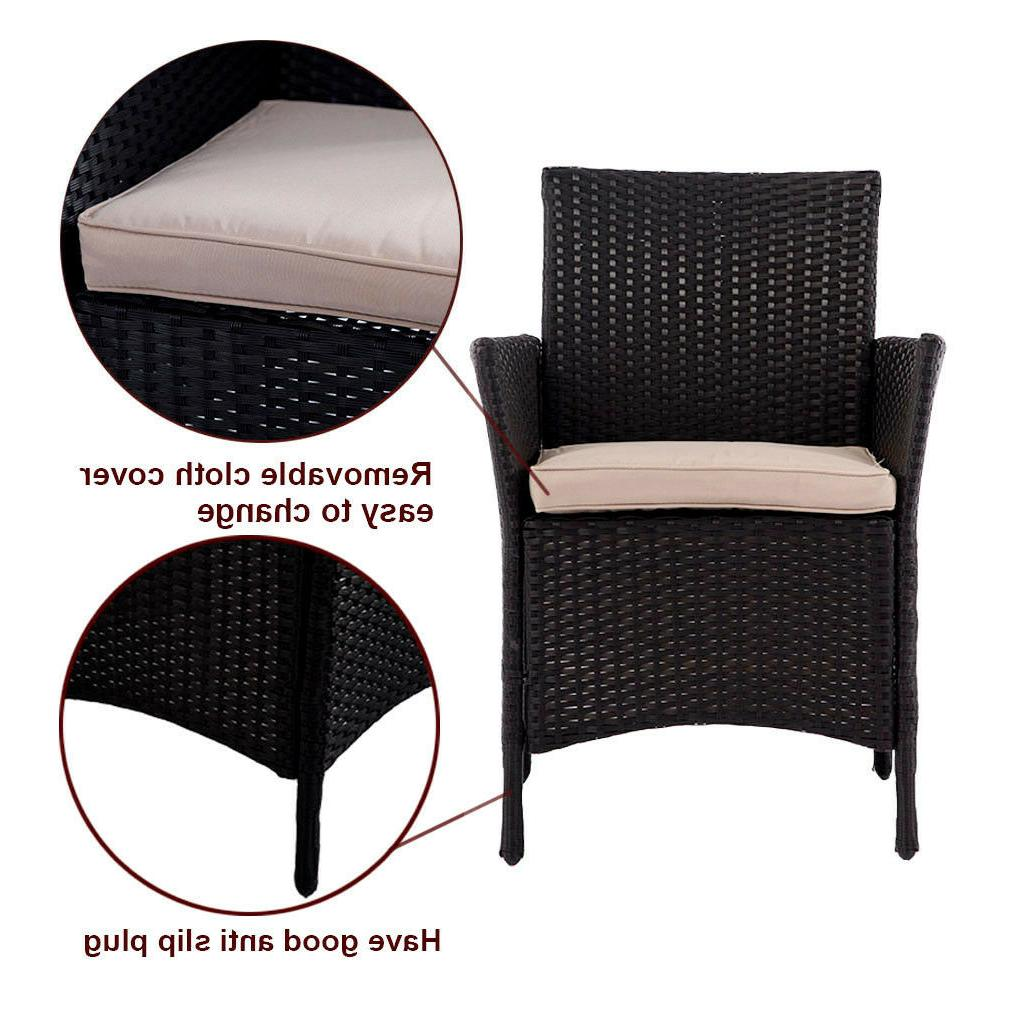 Patio Pcs Rattan