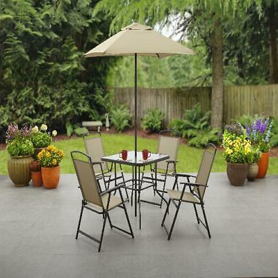 outdoor dining set patio furniture backyard