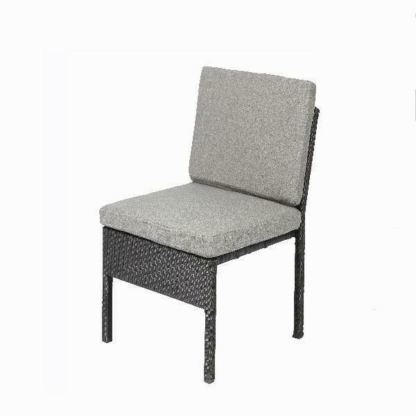 Outdoor Patio PE Corner Sofa Couch Set