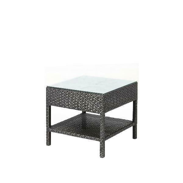 Outdoor Patio PE Wicker Rattan Garden Sectional Corner Couch Set