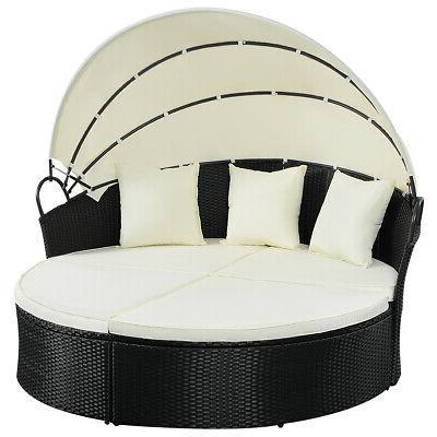 Bed Wicker Cushion