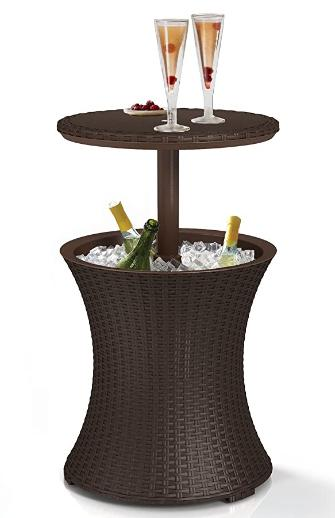 pacific cool bar rattan party