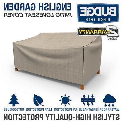 patio loveseat cover waterproof outdoor garden furniture