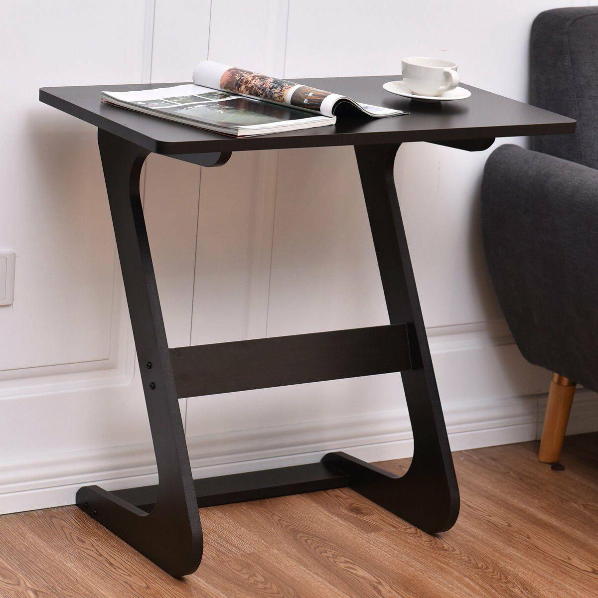 portable sofa side table home tv notebook
