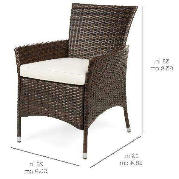 Set of 2 Modern Contemporary Dining